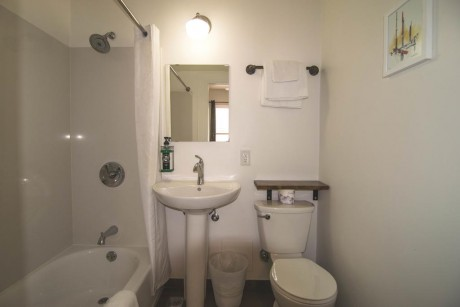 Welcome To The Bartlett Hotel and Guesthouse - Guest Bathroom