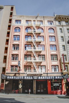 Welcome To The Bartlett Hotel and Guesthouse - Exterior